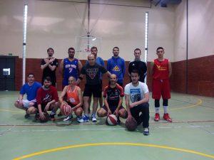 Equipo baloncesto1516